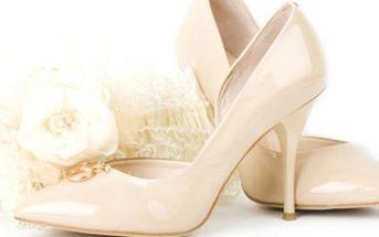 Brautschuhe - ein Traum für Frauen
