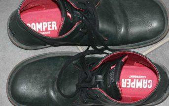 meine neuen Camper-Schuhe