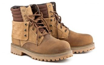Damenoutdoorschuhe - Stiefel zum Trekken