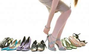 Damenschuhe - Frauen können nie genug Schuhe haben