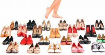 Wie viele Schuhe braucht eine Frau?