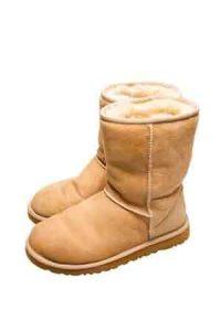 Fellstiefel hatlten in winter cozy and warm
