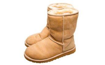 Fellstiefel halten im Winter mollig warm