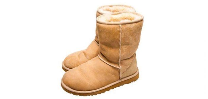 Fellstiefel keep in winter cozy and warm