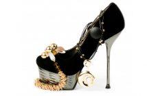 High Heels - extravagante Absätze und Schuhe