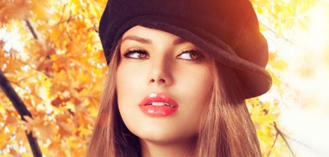 Für Mode ein Muss - eine schöne Mütze oder ein Hut