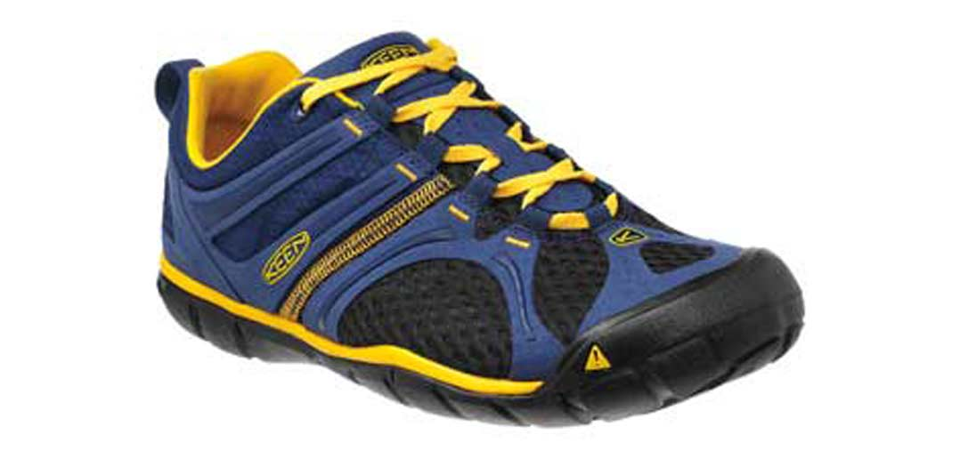 Neuer Outdoorschuh - Madison Low CNX von Keen