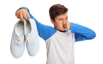 Kinder: Was tun bei Schweißfüßen