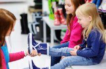 Ratgeber Kinderschuhe kaufen