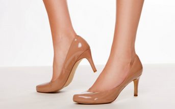 Kitten-Heels - flache Schuhe mit Stielettoabsatz
