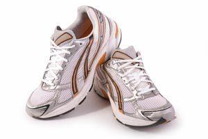Damen-Laufschuhe für sportliche aktive Frauen