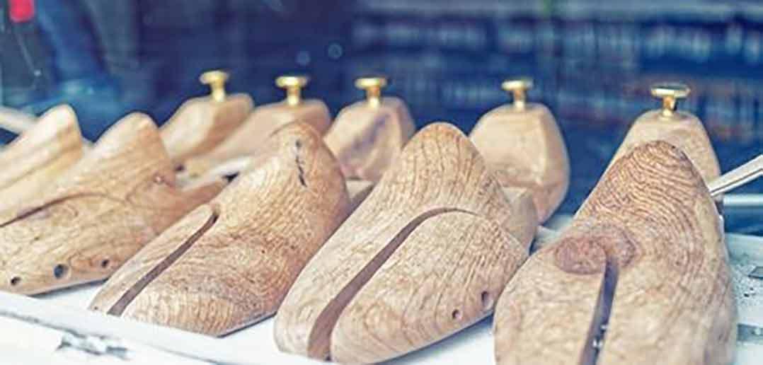 Leisten für die Schuhherstellung