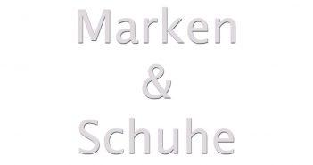 Marken und Schuhhersteller