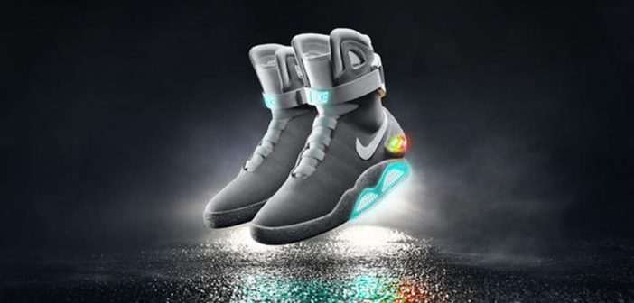 Nike Air Mag copyright by Nike