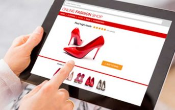 Schuhe im Internet kaufen boomt