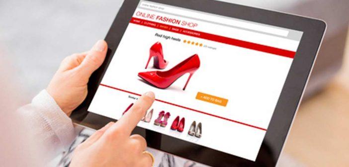 Jeder 5. Schuh wird online gekauft