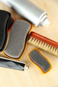 Schuhe reinigen und pflegen