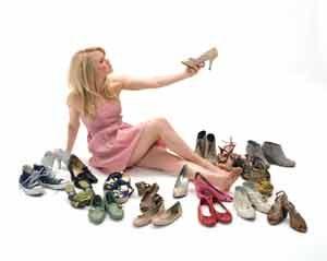 Ordnung in die Schuhsammlung bringen