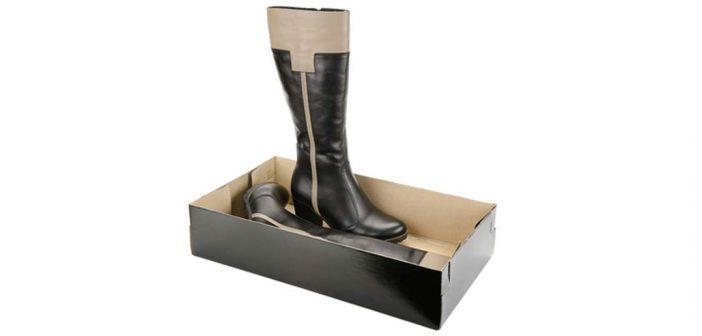 Schuhgröße beim Online-Kauf bestimmen