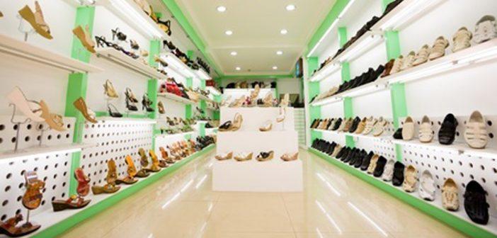 Schuhhandel