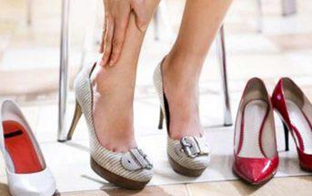 Die richtige Schuhpassform finden