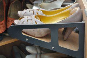 Schuhregal schuhe offen aufbewahren
