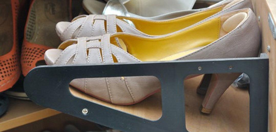 Schuhregal zur Aufbewahrung von Schuhen