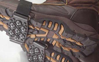 Schuhschneeketten: Spikes, Steigeisen und Schneeketten für schuhe