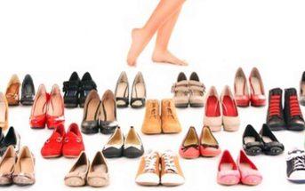 Einfluss auf gewählte Schuhe