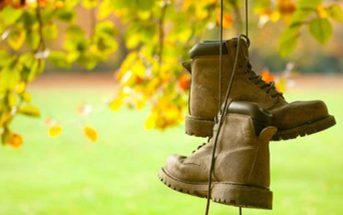 Shoefitti - Schuhe hängen lassen