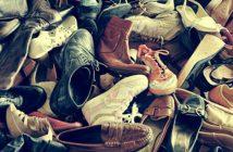 Shuuz sammelt Schuhe