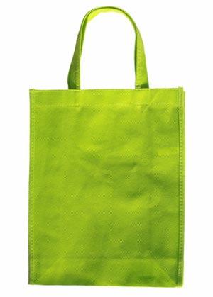Typische Tote Bag - Einkaufstasche mit zwei Tragegriffen
