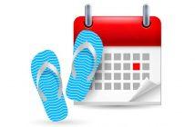 Gedenktage für Schuhe und Füße