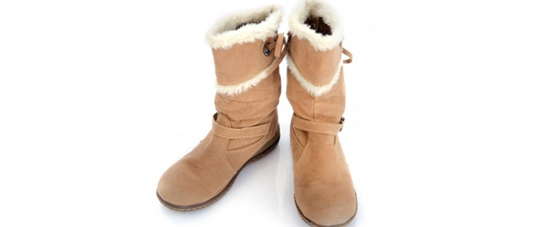 Schuhmode im Winter